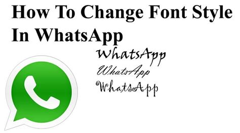 whatsapp themes and fonts how to change font in whatsapp techicy