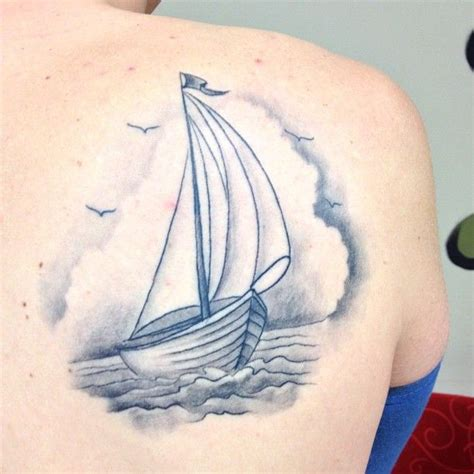 sailboat tattoos 1000 ideas about sailboat tattoos on tattoos