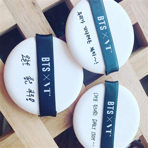 bts vt cosmetics vt cosmetics started giving away the personalized message