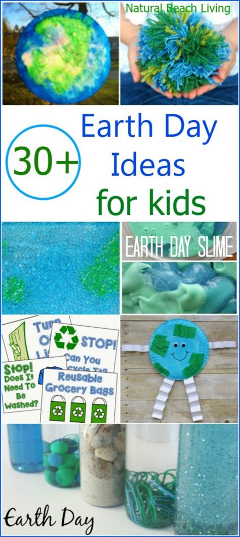 day activity ideas 40 awesome earth day ideas and activities for