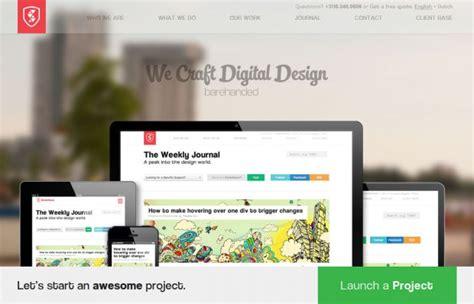 best homepage design inspiration smashious rotterdam based creative digital web design