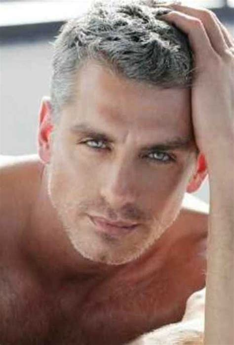 Mens Grey Hairstyles by Mens Grey Hairstyles Best Hair Style