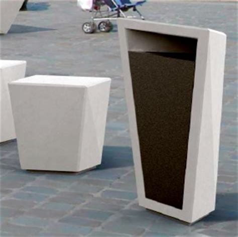 trash can for a boat trash can rectangle paperboat streetscapes