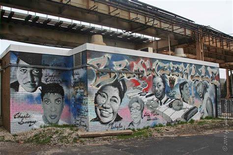 Temporary Wall Murals public art in chicago mural quot bronzeville quot