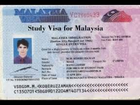 malaysia student visa admission and visa process wsl