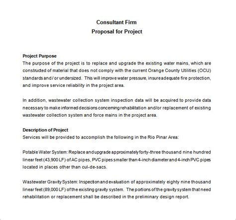 Professional Consulting Report Template Consultancy Services Template E4dai Info