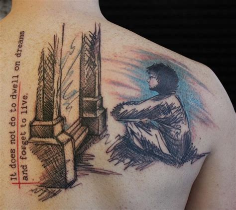 10 inspirational tattoos from your favorite fictional