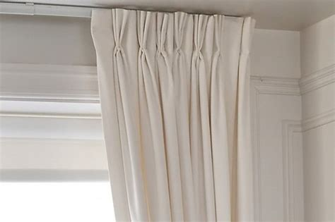 how to hang curtains on traverse rod traverse curtains and rods