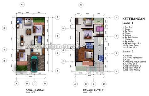 layout rumah luas tanah 90 desain rumah siap bangun desain rumah minimalis di lahan
