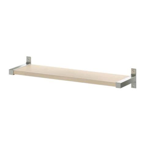Braket Rak Ekby Stodis Ikea ekby j 196 rpen ekby bj 196 rnum rak dinding veneer kayu birch aluminium ikea
