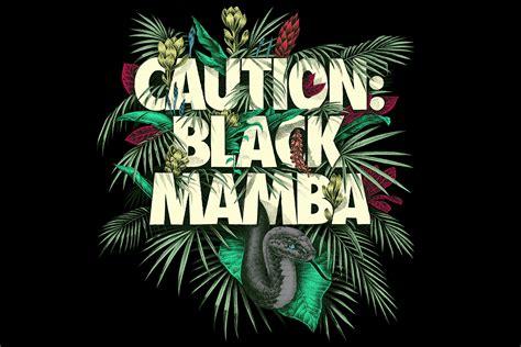 The Vanity Diary Caution Black Mamba Shane