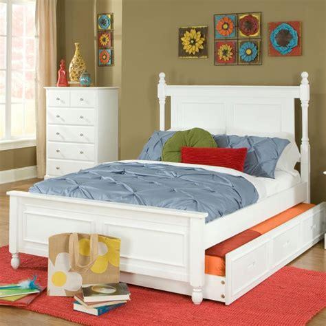 trundle bedroom set homelegance morelle 5 piece captain s trundle bedroom set