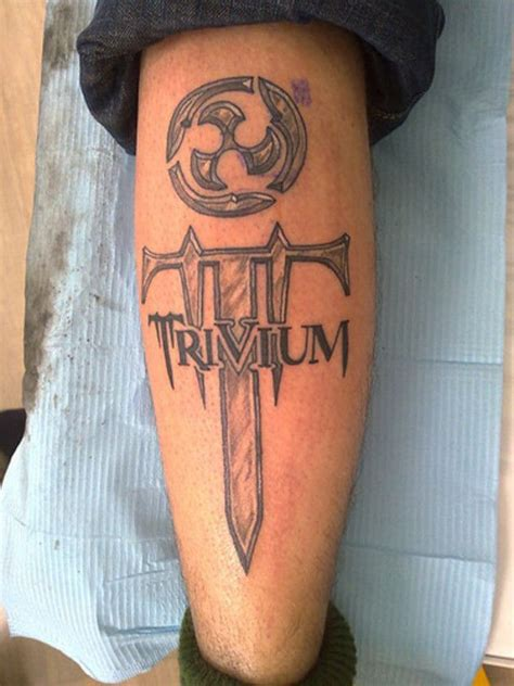 43 best trivium images on time tattoos