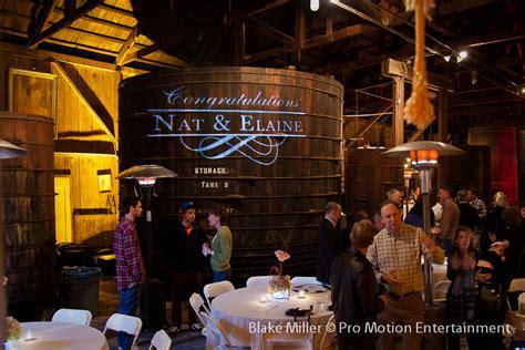 barrel room wedding 2 bernardo nat elaine celebrate 50 yrs at bernardo winery san