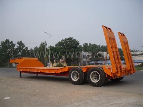 low bed trailer china low bed trailer low loader flat