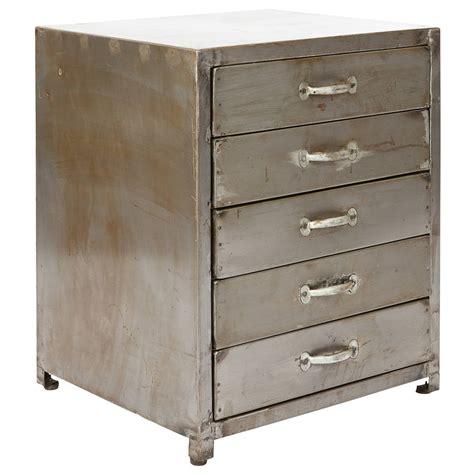 jodin beside industrial style bedside drawers by reason
