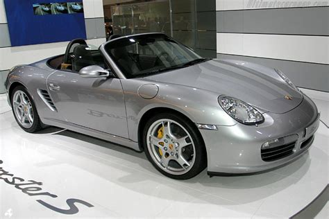 Porsche Boxster 987 by 2004 2009 Porsche 987 Boxster S Images Specifications