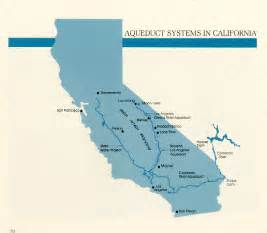 map of california aqueduct untitled document wsu edu