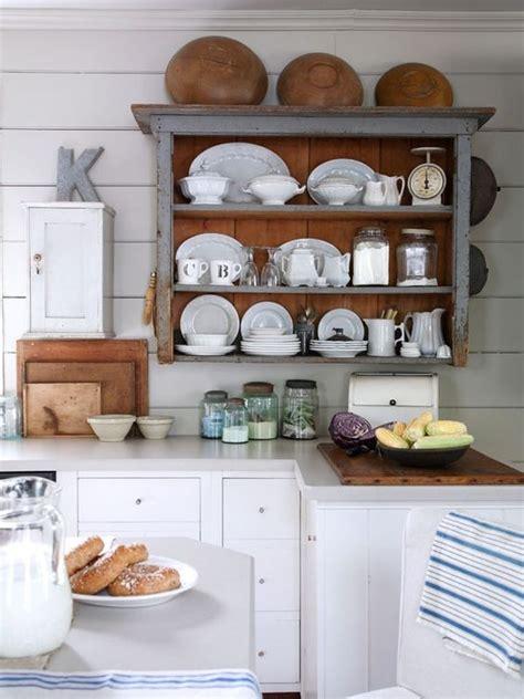 5 ways to get this look rustic kitchen pinterest open