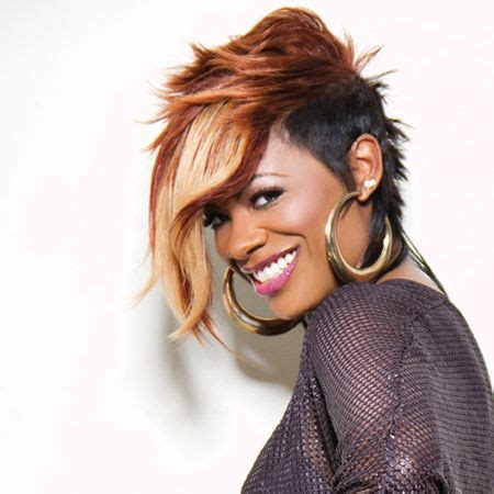 kandi burrus different hair colors real housewife kandi burruss takes a bite into your sex