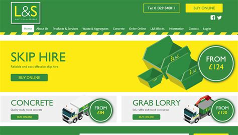 design management online waste management online ordering system interpro