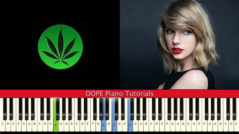 tutorial piano taylor swift how to play quot style quot by taylor swift piano tutorial youtube