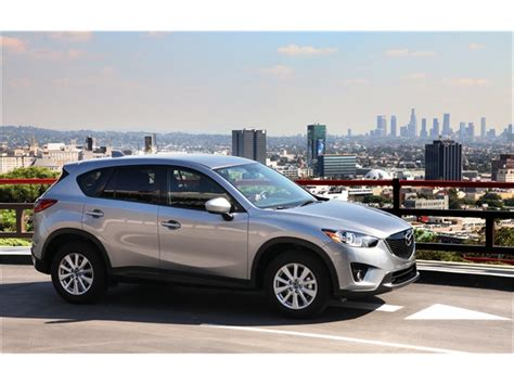 mazda cx 5 ranking 2015 mazda cx 5 prices reviews and pictures u s news