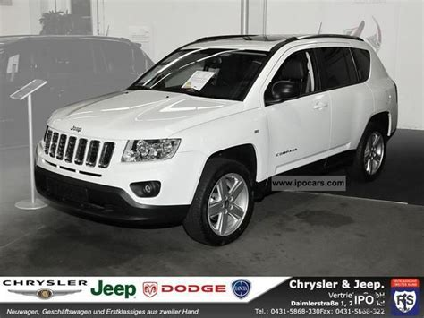jeep compass panoramic sunroof 2011 jeep compass series 5 limited navi sunroof leather