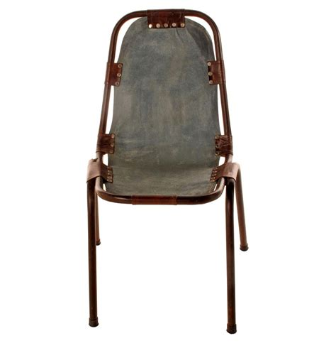 laight industrial loft denim leather dining chairs kathy