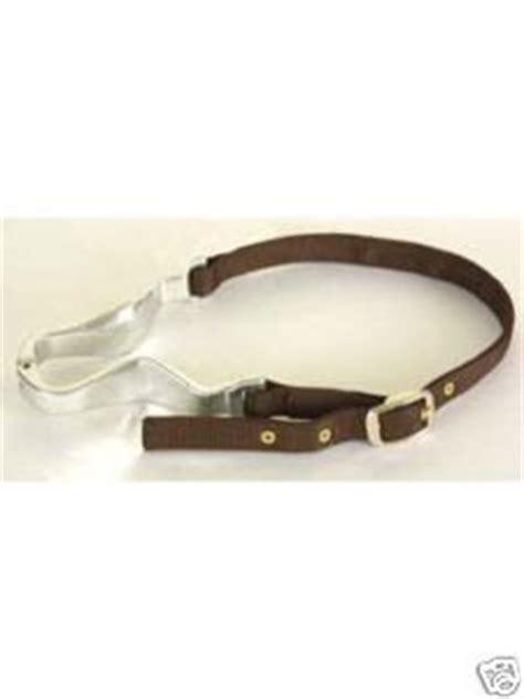 The Cribbing Collar by Ranchco Saddle Shop Will A Cribbing Collar Cure Cribbing