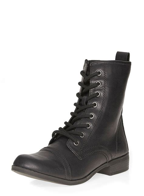 Lace Up Boots black marina lace up boots dorothy perkins