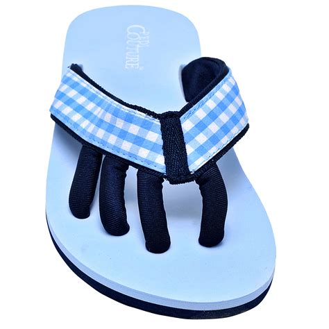 pedi couture sandals pedi couture gingham pedicure spa sandals