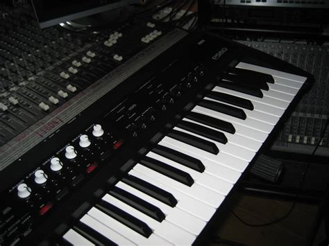 Keyboard Korg Ps60 korg ps60 review play audiofanzine