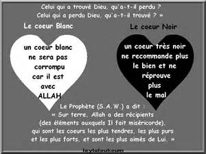 le coeur blanc 00 le coeur blanc et le coeur noir
