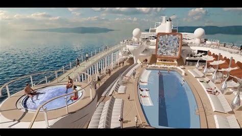 what is celebrity revolution celebrity cruises reveal celebrity edge a revolution on
