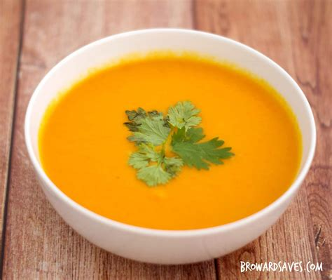 carrot and ginger soup carrot ginger soup vegan