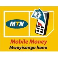 mtn mobile money mtn brands of the world vector logos and