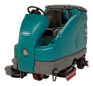 Dryer Battery Powered battery powered ride on scrubber dryer tennant t16