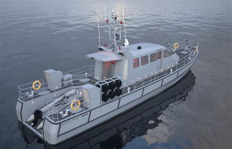 metal shark coastal patrol boats 80 defiant metal shark