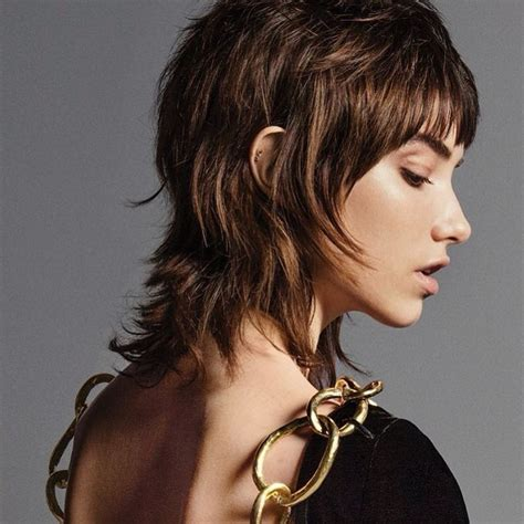 modern mullet hairstyles best 25 mullet hairstyle ideas on pinterest mullets