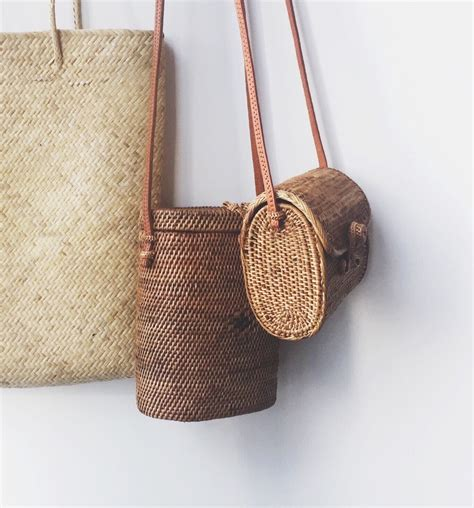 the best woven bags of summer 2017 camille styles
