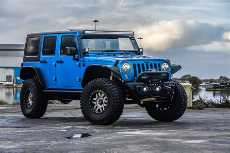 jeep wrangler 4 door blue 15 2016 jeep wrangler rubicon 4 door 3 6l v6