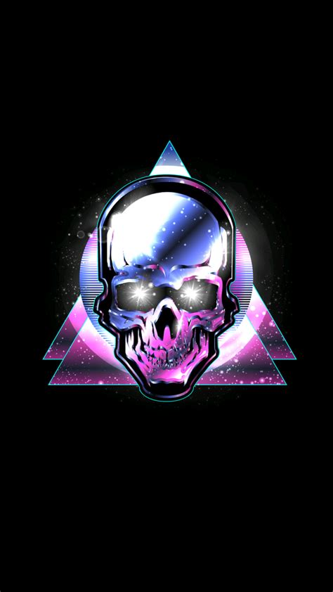 badass wallpapers for android badass wallpapers for android 23 0f 40 animated skull and triangles hd wallpapers
