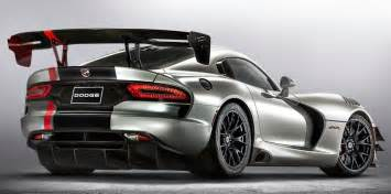 Price Of Dodge Viper 2017 Dodge Viper Acr Specs Price Release Date New