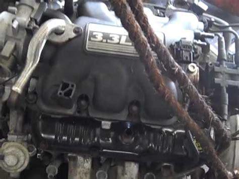 chrysler voyager 3 3 v6 deluxe youtube grand voyager engine 3 3l v6 mk 2 auto youtube