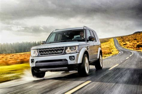 land rover discovery cing land rover discovery fiche technique tdv6 2015