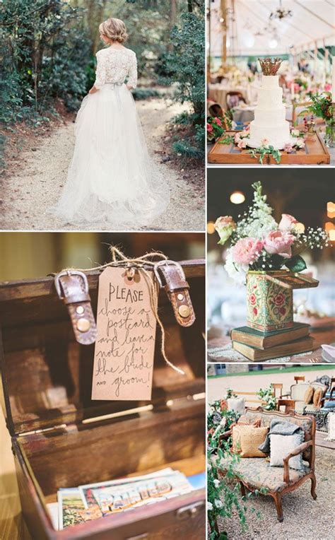 5 wedding trends and themes for 2015 weddings marriage wedding vintage wedding theme