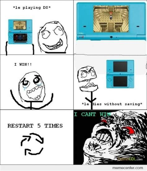 Ds Memes - you can t win memes best collection of funny you can t