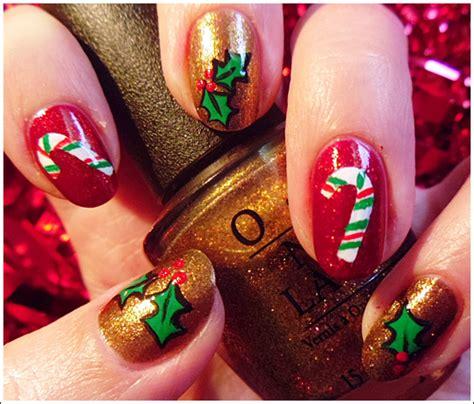 imagenes unas decoradas navidad decoraci 243 n de u 241 as navide 241 as 31 ideas de dise 241 os para navidad
