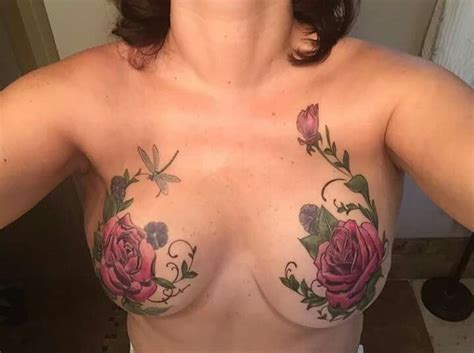 tattoo cover up on breast 25 best ideas about mastectomy tattoo on pinterest